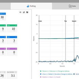 DynAlign Hackmotion Demo Chart Std Senso