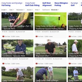 Craig Foster DynAlign Bing Search
