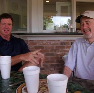 Steve Elkington and Craig Foster