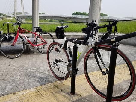 (有酸素)ロードバイク通勤、腰痛のため中断しております。。。何で腰痛・・・?