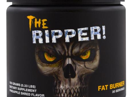 (ダイエットサプリ)脂肪燃焼サプリメント!THE RIPPERの飲み始めて1週間!効果の程は???