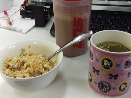 本日の昼御飯〰