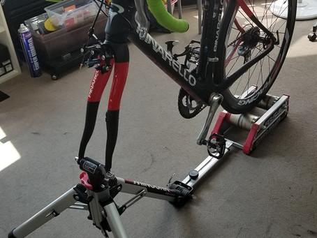 (ロードバイク)スクアドラの轟フィッティングでポジションを診断してきます。