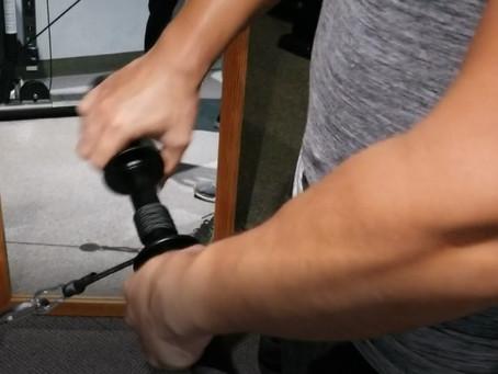 前腕強化の新しいアタッチメントリストローラー導入!