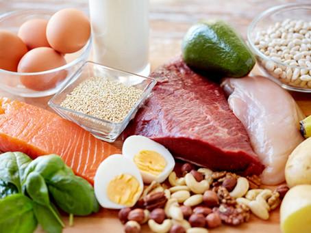 タンパク質の必要摂取量は体重×3!?