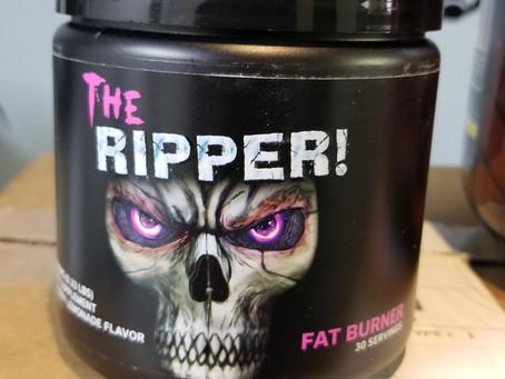 脂肪燃焼サプリメントに効果なし!食事と運動を見直して!【THE RIPPER】ザ・リッパーを試した結果です。