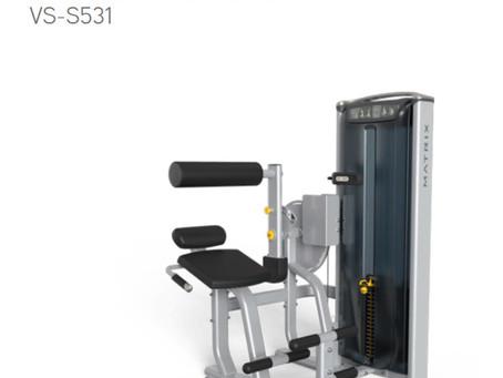 アブ/ローバック MATRIX VS-S531