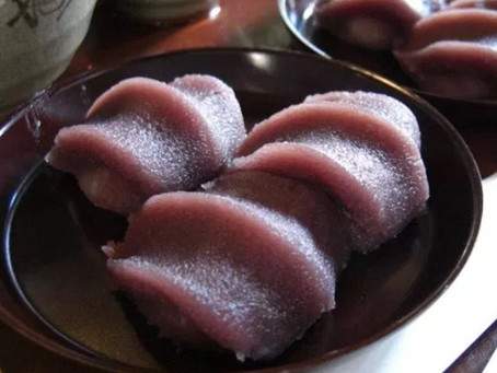 トレーニーなら和菓子を食べましょう~~~😁