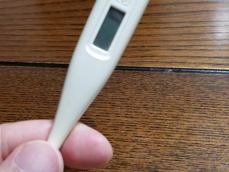 昼と夜の温度差にご注意!胃腸炎を伴う風邪が流行してるようです。