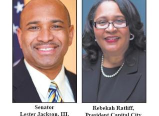 Rebekah Ratliff scheduled to speak at GA Legislative Black Caucus Annual Leadership Conference  in S
