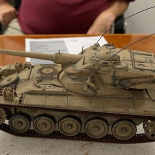 Fernando Sanchez 1/35 Tamiya AMX-13/75