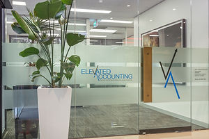Elevated Accounting Office