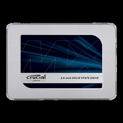 "Crucial MX500 500GB 2.5"" SATA SSD/Solid State Drive"