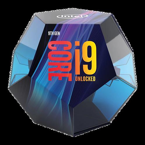 Intel Core i9 9900K Unlocked 9th Gen Desktop Processor NO HEATSINK/FAN
