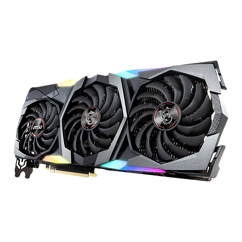 MSI NVIDIA GeForce RTX 2070 SUPER 8GB GAMING X TRIO Turing Graphics Card