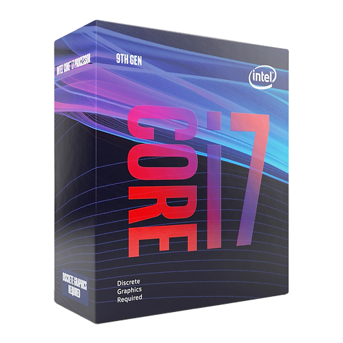 Intel Core i7 9700F 9th Gen Desktop Processor/CPU Retail - No iGPU