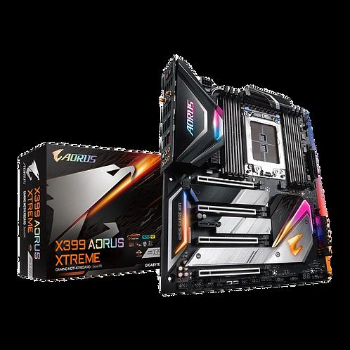 Gigabyte AMD AORUS X399 XTREME E-ATX TR4 Motherboard