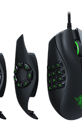 Razer Naga Trinity RGB MOBA/MMO Pro Gaming Mouse