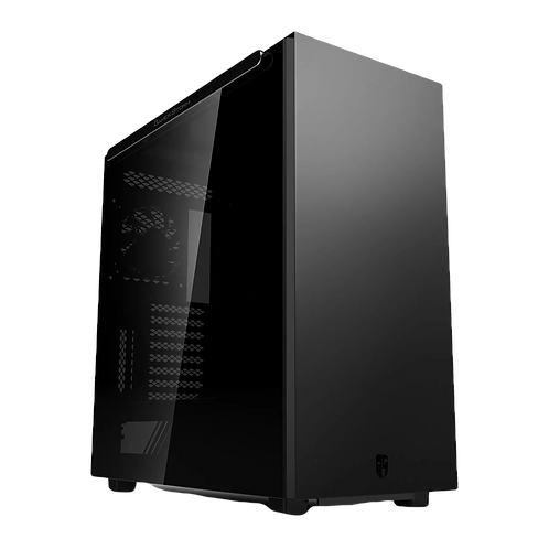 DEEPCOOL MACUBE 550 Black Full Tower Tempered Glass PC Gaming Case
