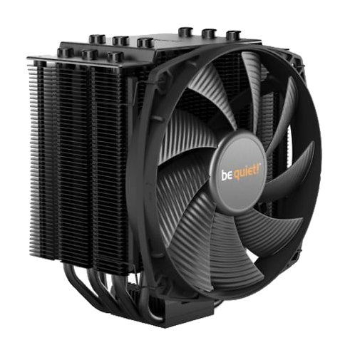 Be Quiet! BK021 Dark Rock 4 Heatsink & Fan, Intel & AMD Sockets, Silent Wings Fa