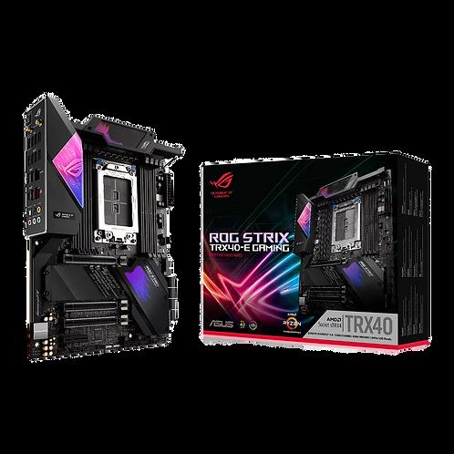 ASUS AMD Threadripper ROG STRIX TRX40-E GAMING PCIe 4.0 ATX Motherboard