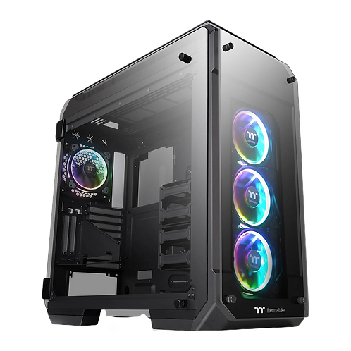 Thermaltake View 71 RGB Tempered Glass Full Tower PC Gaming Case