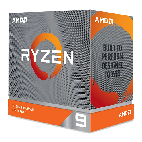 AMD Ryzen 9 3950X Gen3 16 Core AM4 CPU/Processor Without Cooler