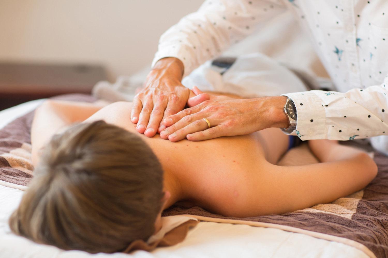 Esoteric Massage