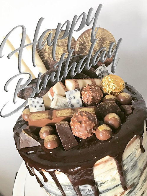 Standard: Happy Birthday 5