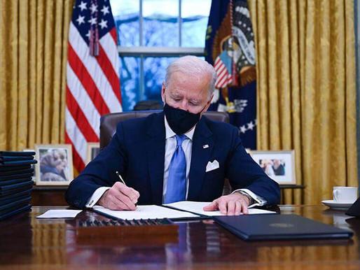 Biden promete recortar las emisiones de CO2 de EE.UU a la mitad para finales de década