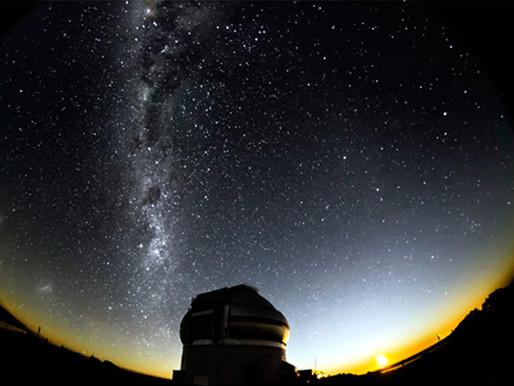 Chile posee el único Santuario de cielos oscuros en Latinoamérica