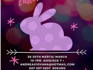 Easter Camp for kids