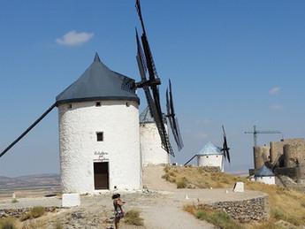 西班牙Consuegra 和 Toledo