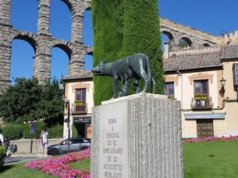 西班牙Segovia 塞哥維亞