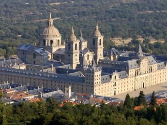 西班牙El Escorial 皇陵修道院