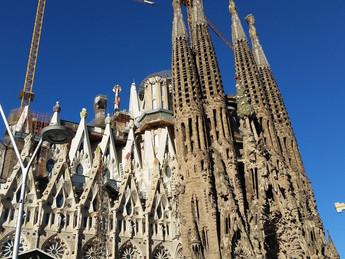 西班牙Sagrada Família 聖家堂