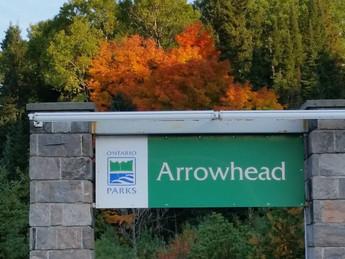 安省Arrowhead 省立公園