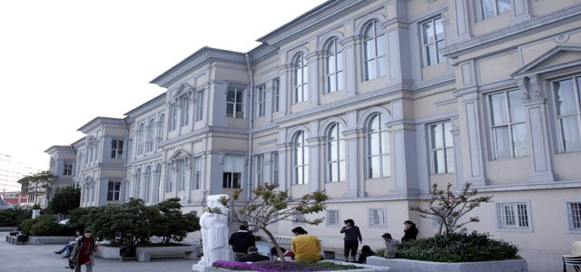 Mimar Sinan University – Faculty of Architecture Building