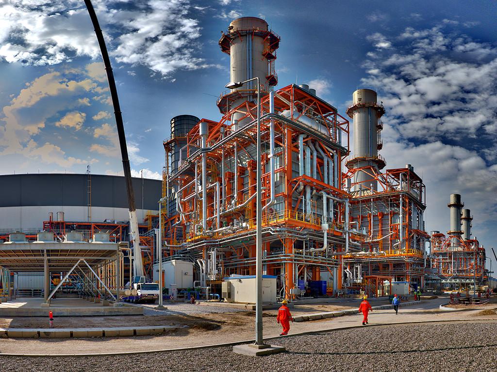 Baghdad Besmaya Combined Cycle Power Plant