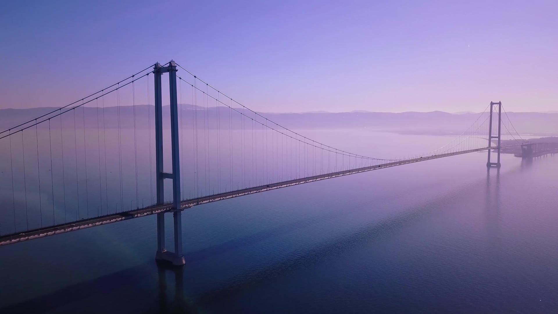 Osmangazi Köprüsü Havadan Çekim (4K).mp4