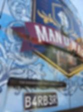 Man o' War Barbers mobile barber shop Mornington Peninsula
