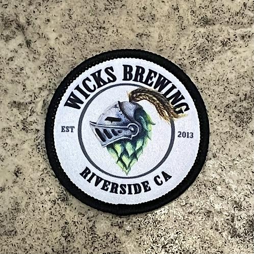 Wicks Round Patch