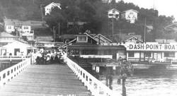 Dash Point Dock 1917