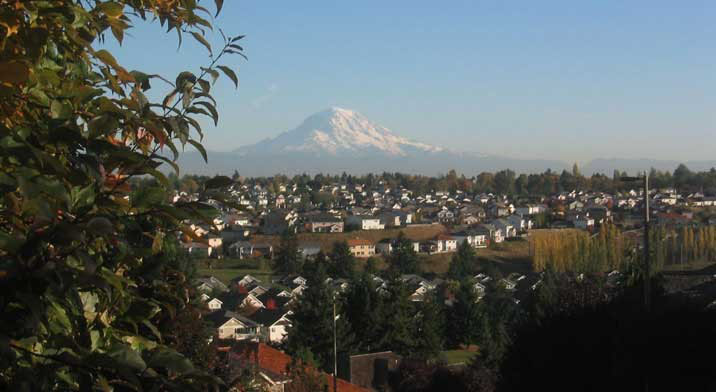 Northeast Tacoma Neighborhood Today