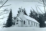 St. Theresa's Church - one of the first in Dash Point - 1924