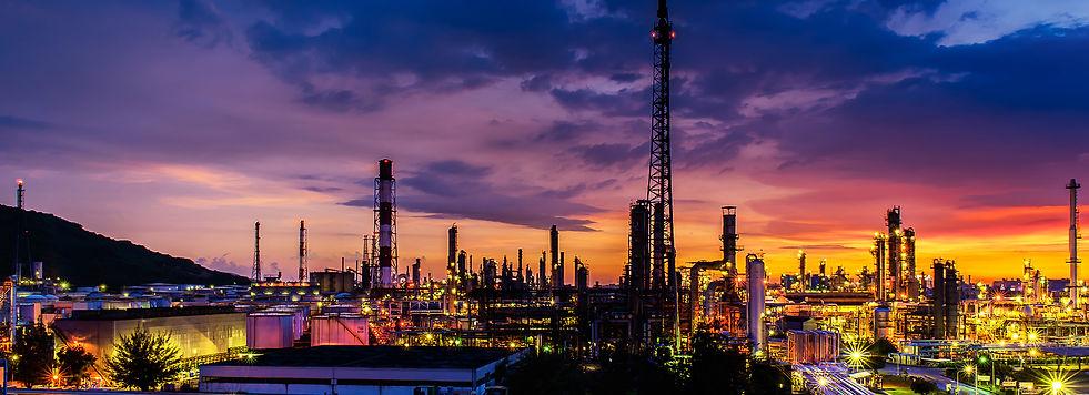 gas plant lit up at dusk_web.jpg