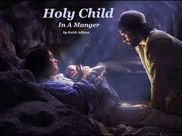 圣诞系列讲章(十五)---圣婴的故事