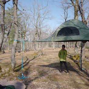 3月20~22日までの3連休、キャンプ場空いてます!