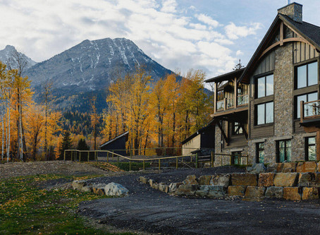 A Remote Location With The Convenience Of A Hotel In Fernie