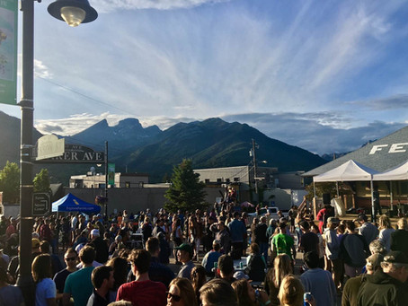 In Fernie, midweek is the new weekend!